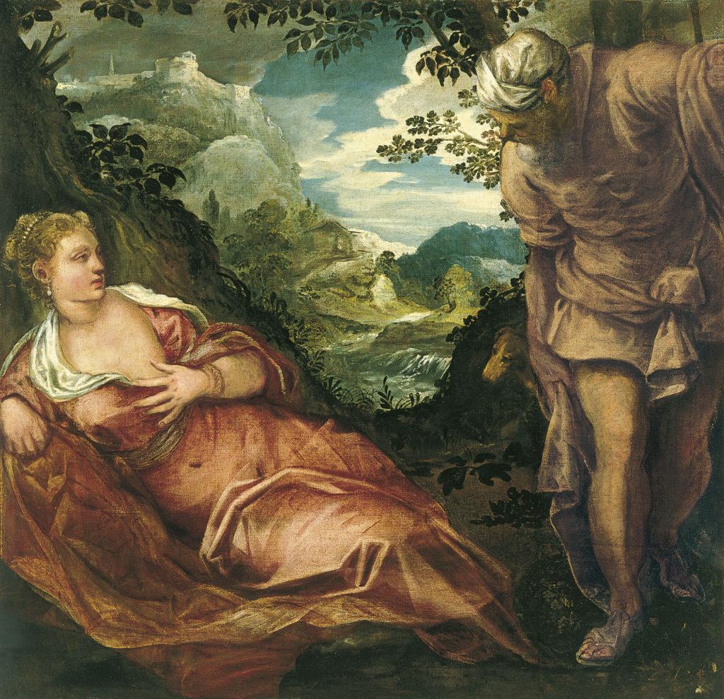 Tintoretto,_Jacopo_-_Giuda_e_Tamar_-_c._1555_-_1559