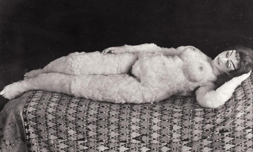 Henriette Moos, Oskar Kokoschkas Alma-Puppe als Venus, 1919 © Privatsammlung, Courtesy Richard Nagy Ltd., London