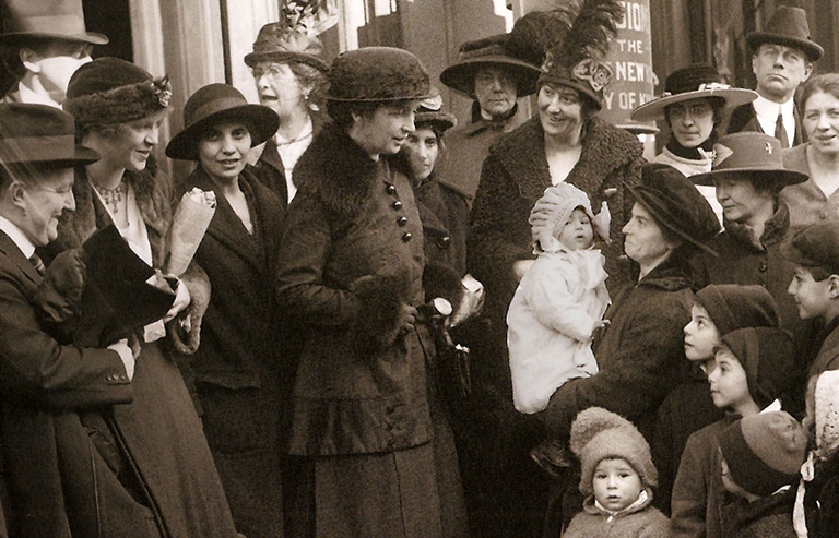 Margaret Sanger: 100 Years of Planned Parenthood