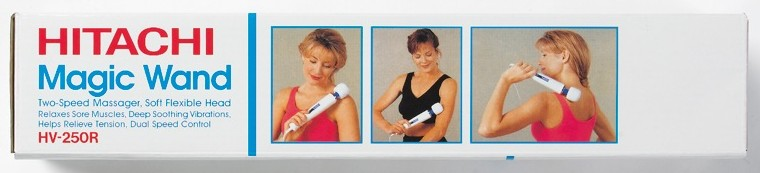 Sex Toy History: The Hitachi Magic Wand