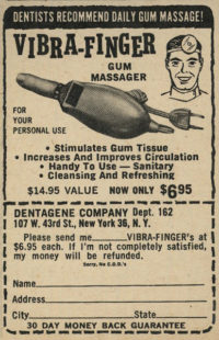Sex Toy History: Unusual Vibrators